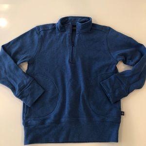 Boys' E-Land Half-Zip Pullover size 4
